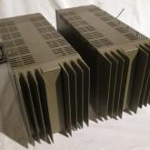 QUAD 初のソリッドステートアンプです。
