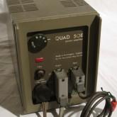 オリジナル入出力コネクター付きケーブル付属です。