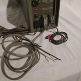 オリジナル入出力コネクター付きケーブルが付属しています。