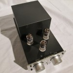 Elekit TU-875 tube preamplifier kit