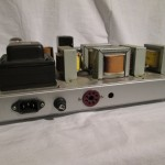 hand-made tube phono equalizer