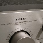 TRIO KA-8300 integrated stereo amplifier