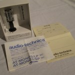 AudioTechnica AT-MONO3/SP monoral phono cartridge use only for SP records