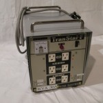 STAR ELECTRIC MFG. STY-412F isolation & d