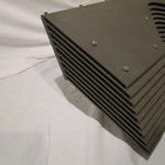 JBL 2395 exponential horn + plate lenz (pair)