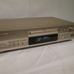 Pioneer PDR-D5 CD recorder