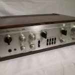 LUXMAN L-309X integrated stereo amplifier