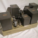 UESUGI UTY-5 tube monoral power amplifiers (pair)