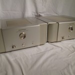 MARANTZ MA-9S1 monoral power amplifiers (pair)
