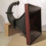 Maxonic WH125 + A1251 carl horns (pair)