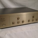 Accuphase F-20 electronic crossover (channel devider)
