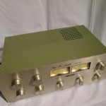 "hand-made tube preamplifier ""model 2001"""