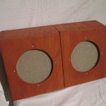 "Electro Voice LS-8 ""WOLVERINE"" 8inch full-range speakers (pair)"
