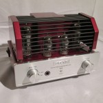 Triode Ruby tube integrated amplifier