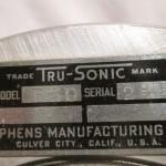 Tru-Sonic modelP30 drivers (pair)