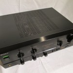 SONY TA-F500 integrated stereo amplifier