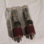 Mullard CV378 full-wave rectifier (pair)