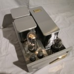 Triode 845 signature tube monoral power amplifiers (pair)