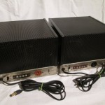 Dynaco Dynakit mkⅢ tube monoral power amplifiers ()
