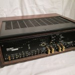 Luxman SQ38FD tube stereo integrated amplifier