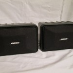 BOSE 101MM full-range speakers (pair)