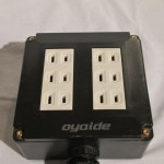 OYAIDE OCB-1ST 6-outputs AC splitter
