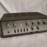 LUXMAN SQ78 tube integrated stereo amplifier