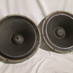 ALTEC 416-Z 15inch LF transducers (pair)