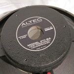 ALTEC 411-8A 15inch LF transducers (pair)