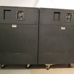 JBL 4560A front loaded enclosures (pair)