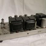 HH Scott type 208 tube stereo power amplifier