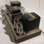 LUXMAN MQ60 custum tube stereo power amplifier