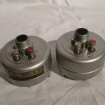 University model HF-206 horn tweeters (pair)