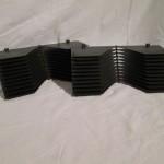 JBL L91 horn dispersion lens (pair)