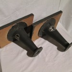 JBL H91 exponential horns (pair)