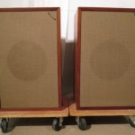 TANNOY ⅢLZ (monitor GOLD) 2way coaxial speaker systems (pair)