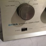 Dynaco SCA-35 tube stereo integrated amplifier