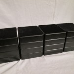 COMBAK MY-T(TU-201) black insulators (4pcs set)