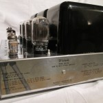 McIntosh MC240 tube stereo power amplifier