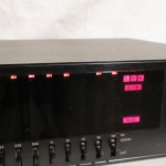 dbx 10/5 10 bands graphic equalizer