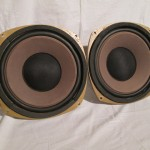 TANNOY HPD295 dual concentric transducers (pair)