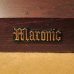 Maxonic WH125 carl horns (pair)