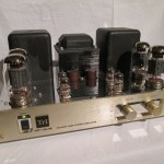 Triode VP-120S tube integrated amplifier