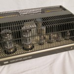 LUXMAN A3000 tube monoral power amplifiers (pair)