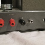 Hand-made 211 single monoral poweramplifiers (pair)