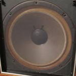 Crysler CE-1aⅡ 3way speaker systems (pair)