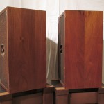 Dynaco/Scandyna A25 2way speaker systems (pair)