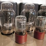 Triode VP-20 Anniversary tube integrated stereo amplifier