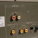 TEAC D-500 D/A converter