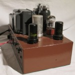 GROMMES model50PG 6V6PP tube mono power amplifiers (pair)